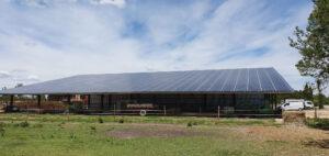 panneaux solaires à hyères dans le var