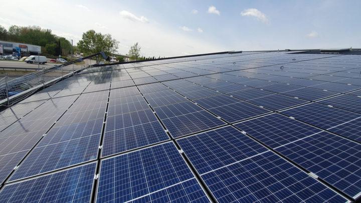 installateur de centrale solaire à salon de provence dans le 13