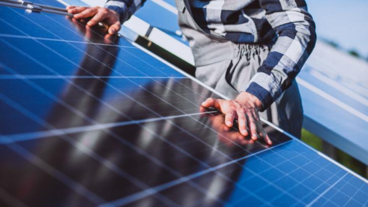panneaux solaire le pradet