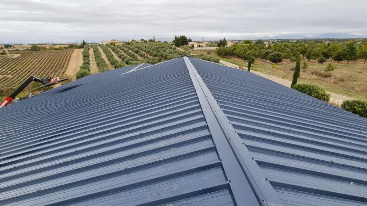 panneaux solaire Valensole