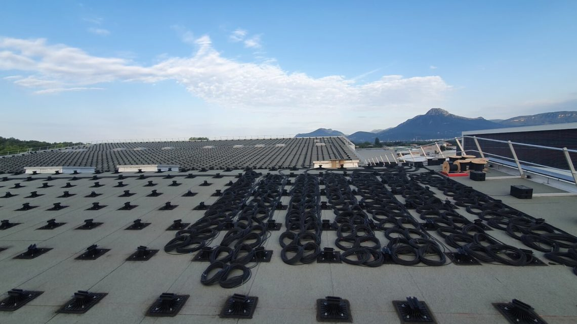 panneaux solaires dans le Var à Hyères