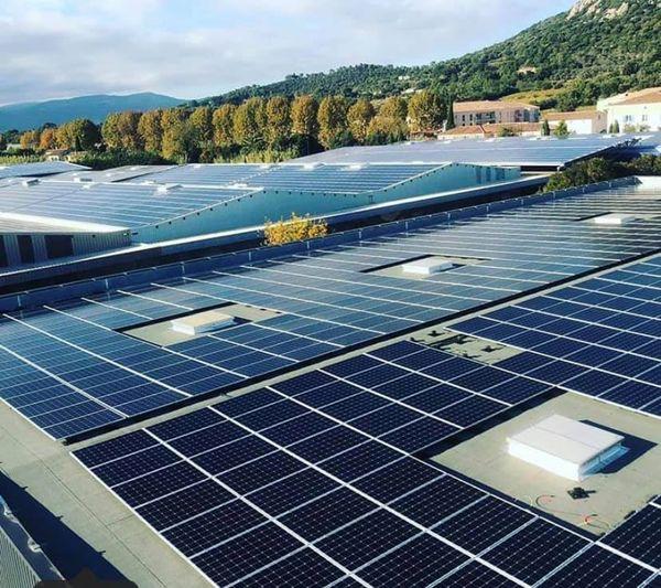 artisan panneaux solaires à hyères
