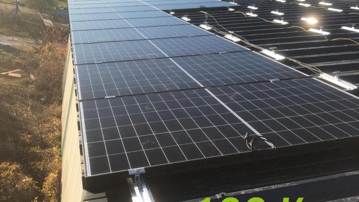 panneaux solaires à hyères